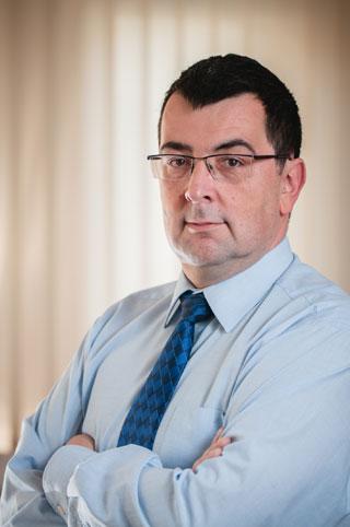 Herr Rechtsanwalt Gunther Zumpf